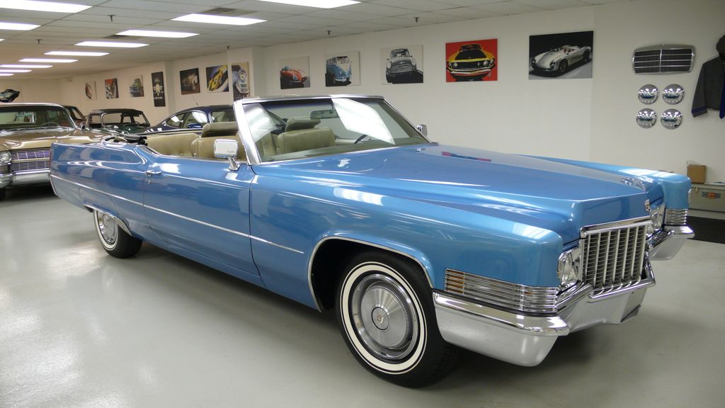 1970 Used Cadillac Deville Coupe At Find Great Cars