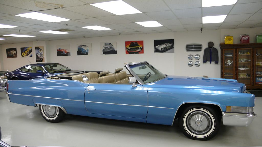1970 Cadillac DEVILLE coupe - 9609391 - 10