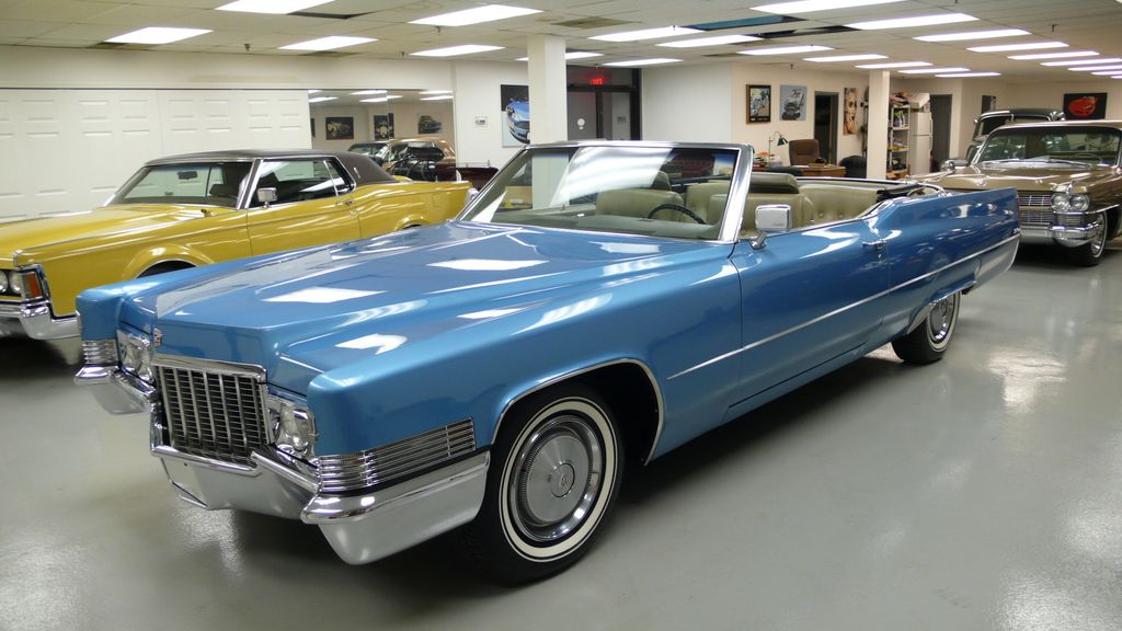 1970 Cadillac DEVILLE coupe - 9609391 - 1