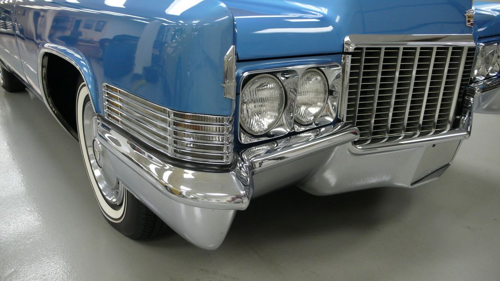 1970 Cadillac DEVILLE coupe - 9609391 - 28