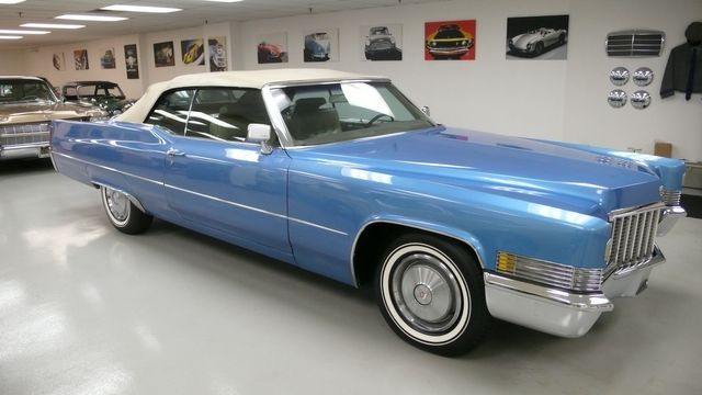 1970 Cadillac Deville Coupe Convertible For Sale Ramsey Nj