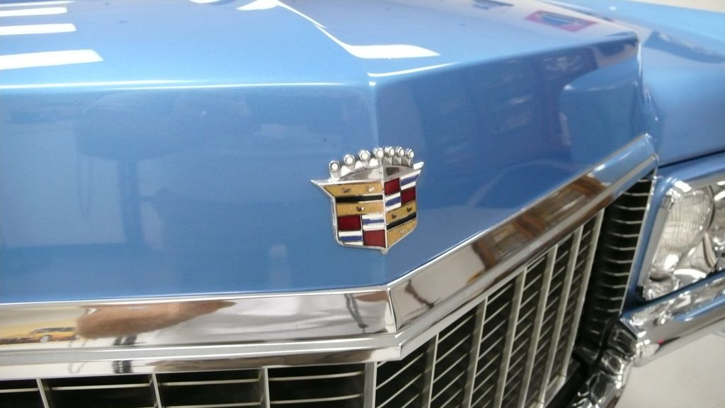 1970 Cadillac DEVILLE coupe - 9609391 - 33