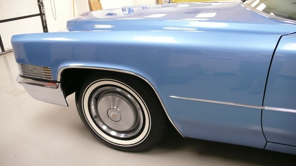 1970 Cadillac DEVILLE coupe - 9609391 - 40