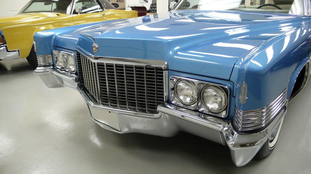 1970 Cadillac DEVILLE coupe - 9609391 - 4