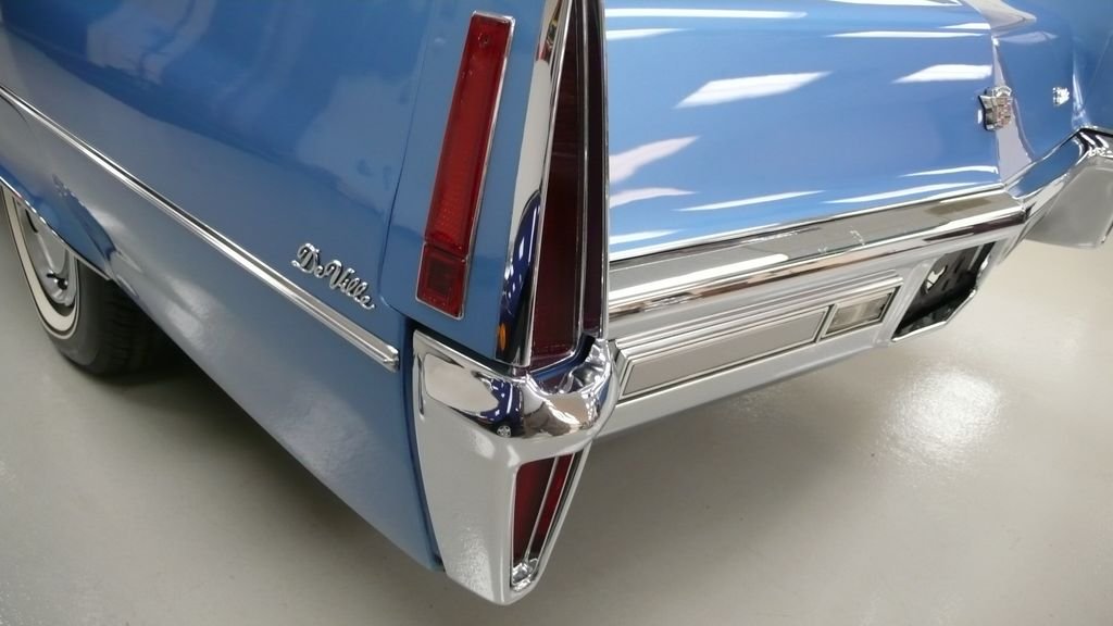 1970 Cadillac DEVILLE coupe - 9609391 - 54