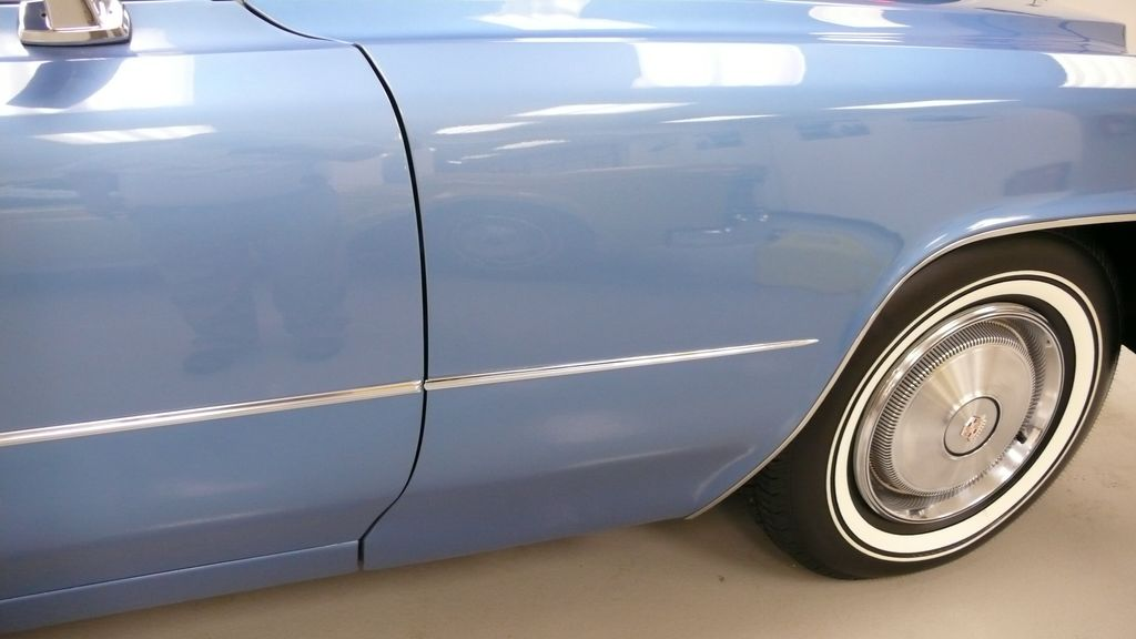 1970 Cadillac DEVILLE coupe - 9609391 - 71