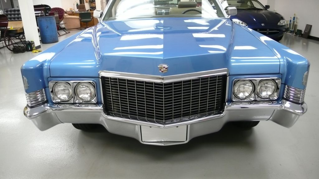 1970 Cadillac DEVILLE coupe - 9609391 - 8