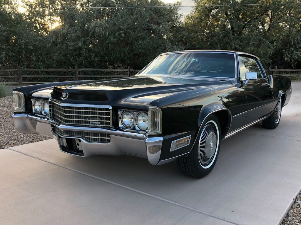1970 used cadillac eldorado at find great cars serving ramsey nj iid 18107537. Black Bedroom Furniture Sets. Home Design Ideas