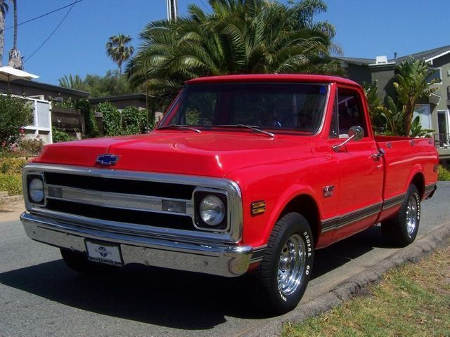 1970 Chevy Pickup >> 1970 Used Chevrolet C10 Short Bed 4x2 At Cardiff Classics Serving Encinitas Ca Iid 8686075