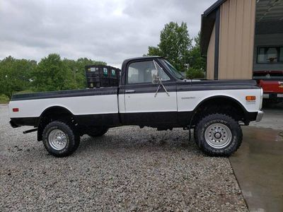 1970 Chevrolet C/K 20 Series  - Click to see full-size photo viewer