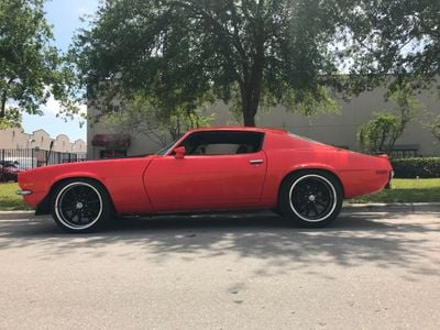 1970 Chevrolet Camaro  - Click to see full-size photo viewer