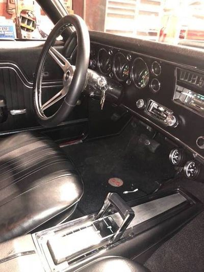 1970 Chevrolet Chevelle  - Click to see full-size photo viewer