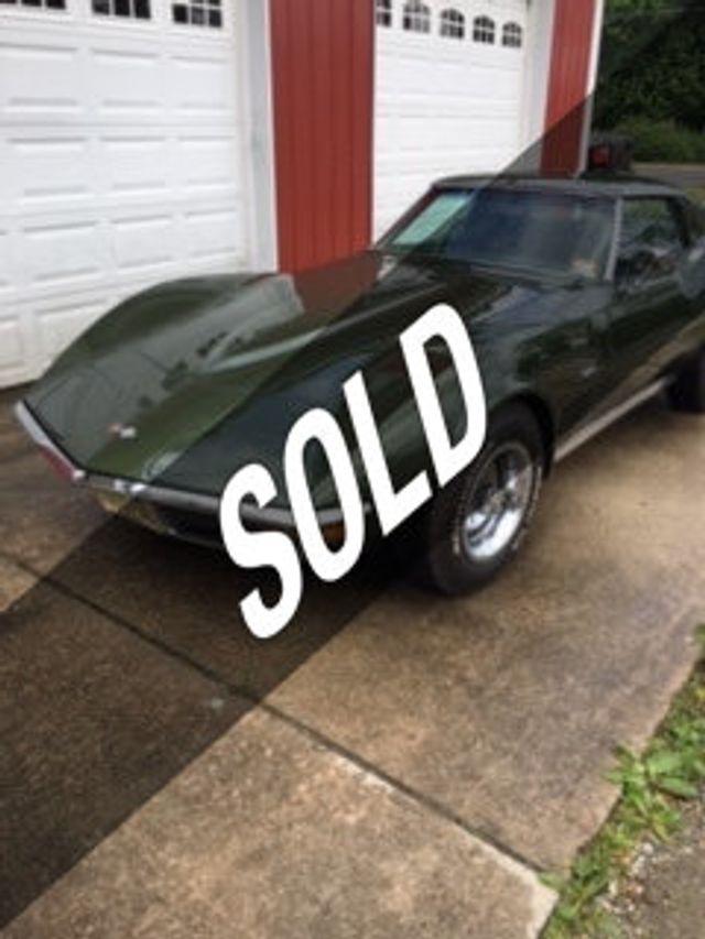 1970 Corvette For Sale >> 1970 Chevrolet Corvette Coupe Coupe For Sale Riverhead Ny 27 995 Motorcar Com