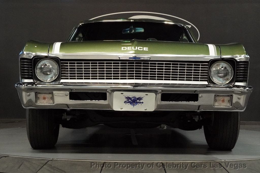1970 Chevrolet Nova Yenko Deuce COPO LT1 350 -Real Yenko Deuce  - 15436270 - 9