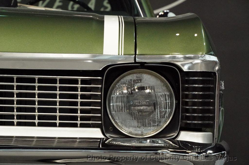 1970 Chevrolet Nova Yenko Deuce COPO LT1 350 -Real Yenko Deuce  - 15436270 - 12