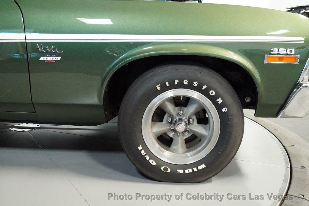 1970 Chevrolet Nova Yenko Deuce COPO LT1 350 -Real Yenko Deuce  - 15436270 - 15