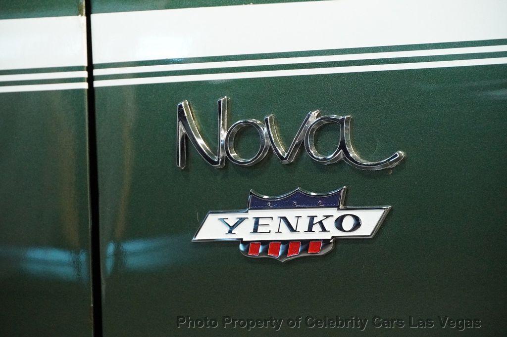 1970 Chevrolet Nova Yenko Deuce COPO LT1 350 -Real Yenko Deuce  - 15436270 - 19