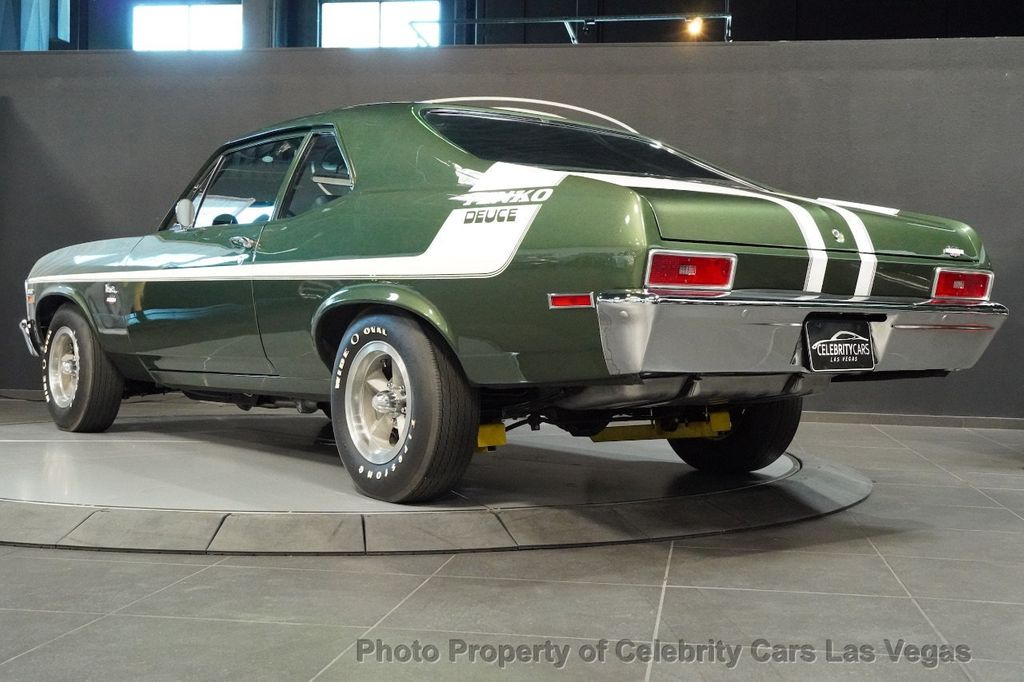 1970 Chevrolet Nova Yenko Deuce COPO LT1 350 -Real Yenko Deuce  - 15436270 - 35