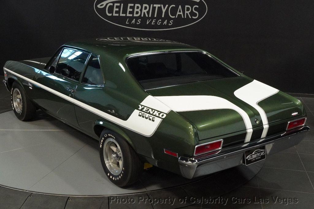 1970 Chevrolet Nova Yenko Deuce COPO LT1 350 -Real Yenko Deuce  - 15436270 - 36