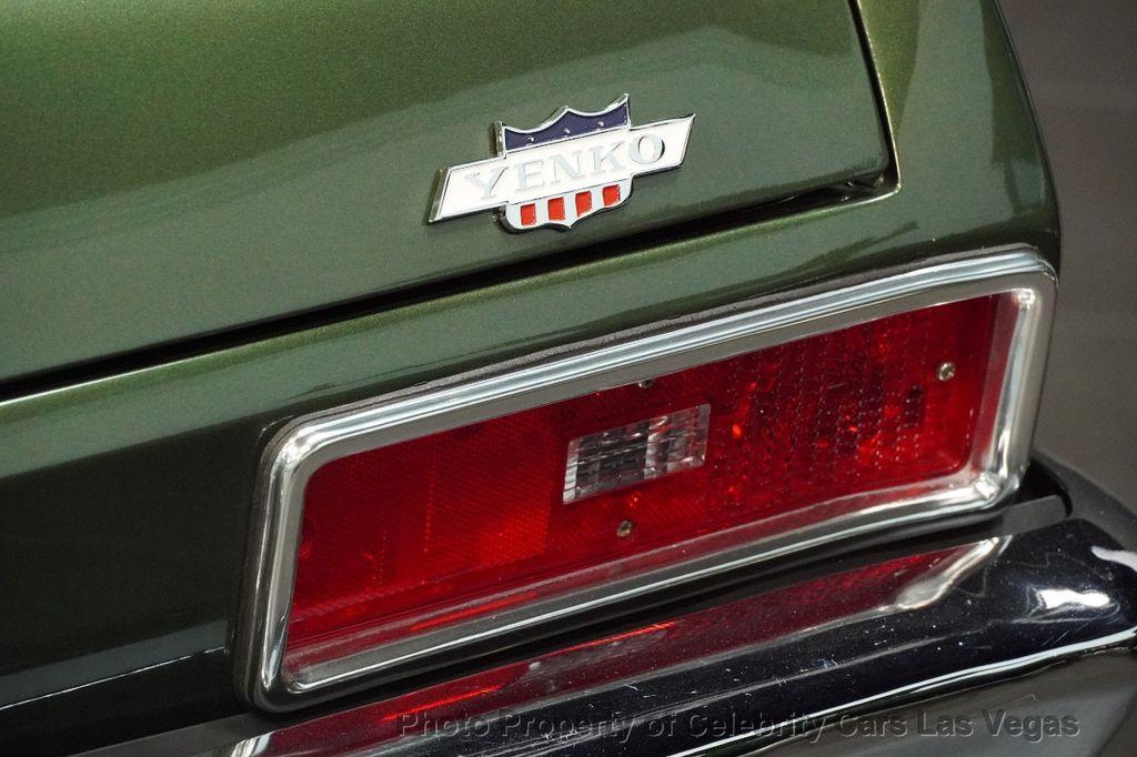 1970 Chevrolet Nova Yenko Deuce COPO LT1 350 -Real Yenko Deuce  - 15436270 - 38