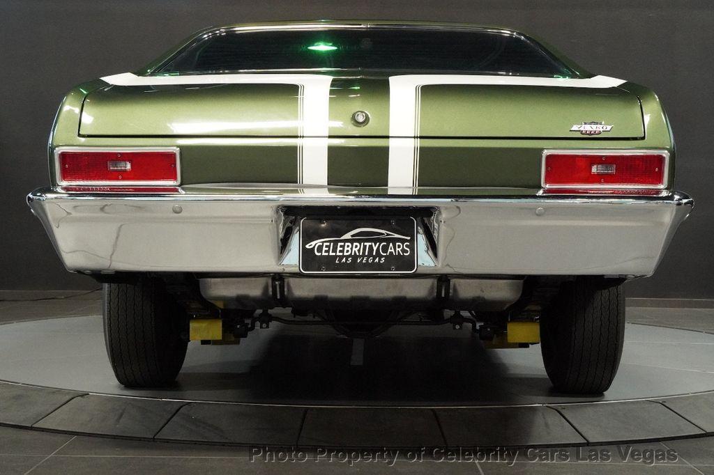 1970 Chevrolet Nova Yenko Deuce COPO LT1 350 -Real Yenko Deuce  - 15436270 - 40