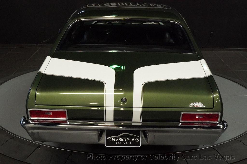 1970 Chevrolet Nova Yenko Deuce COPO LT1 350 -Real Yenko Deuce  - 15436270 - 41