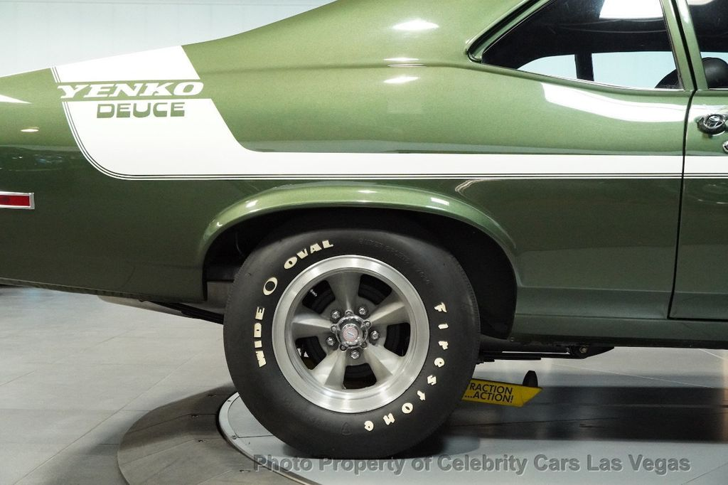 1970 Chevrolet Nova Yenko Deuce COPO LT1 350 -Real Yenko Deuce  - 15436270 - 42
