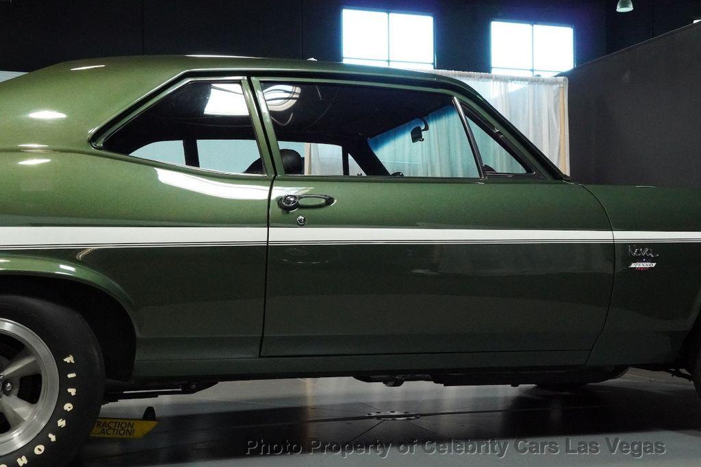 1970 Chevrolet Nova Yenko Deuce COPO LT1 350 -Real Yenko Deuce  - 15436270 - 45