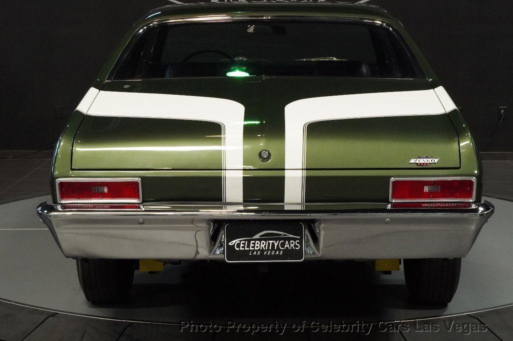 1970 Chevrolet Nova Yenko Deuce COPO LT1 350 -Real Yenko Deuce  - 15436270 - 4