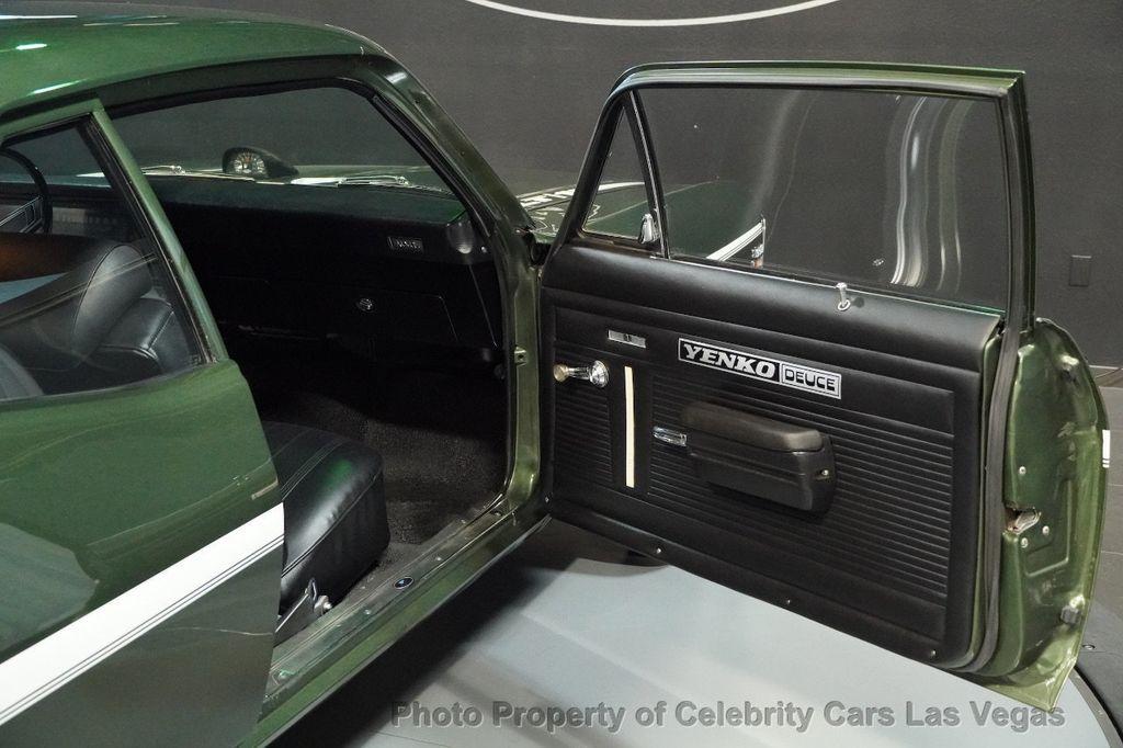 1970 Chevrolet Nova Yenko Deuce COPO LT1 350 -Real Yenko Deuce  - 15436270 - 52