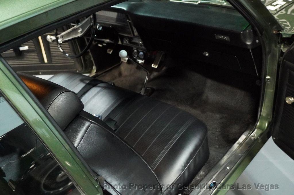 1970 Chevrolet Nova Yenko Deuce COPO LT1 350 -Real Yenko Deuce  - 15436270 - 56