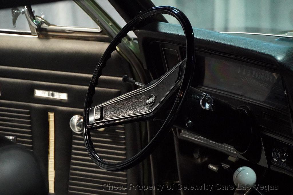1970 Chevrolet Nova Yenko Deuce COPO LT1 350 -Real Yenko Deuce  - 15436270 - 58