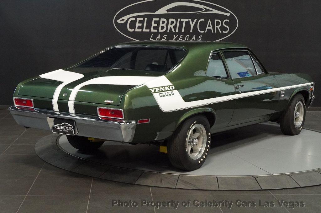 1970 Chevrolet Nova Yenko Deuce COPO LT1 350 -Real Yenko Deuce  - 15436270 - 5