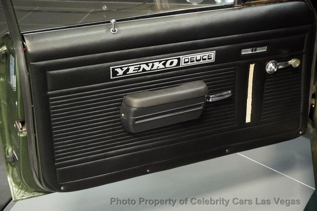 1970 Chevrolet Nova Yenko Deuce COPO LT1 350 -Real Yenko Deuce  - 15436270 - 60