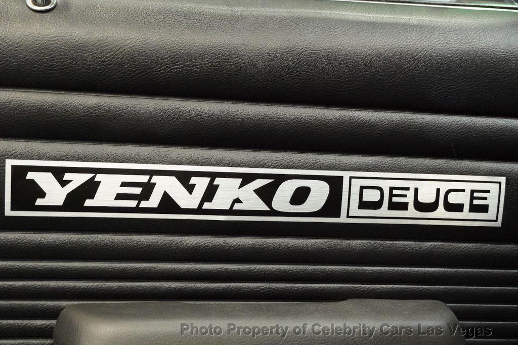 1970 Chevrolet Nova Yenko Deuce COPO LT1 350 -Real Yenko Deuce  - 15436270 - 61