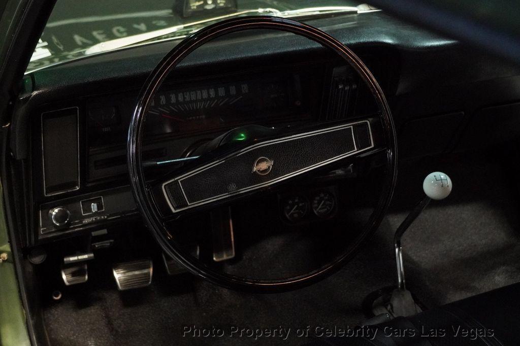 1970 Chevrolet Nova Yenko Deuce COPO LT1 350 -Real Yenko Deuce  - 15436270 - 64