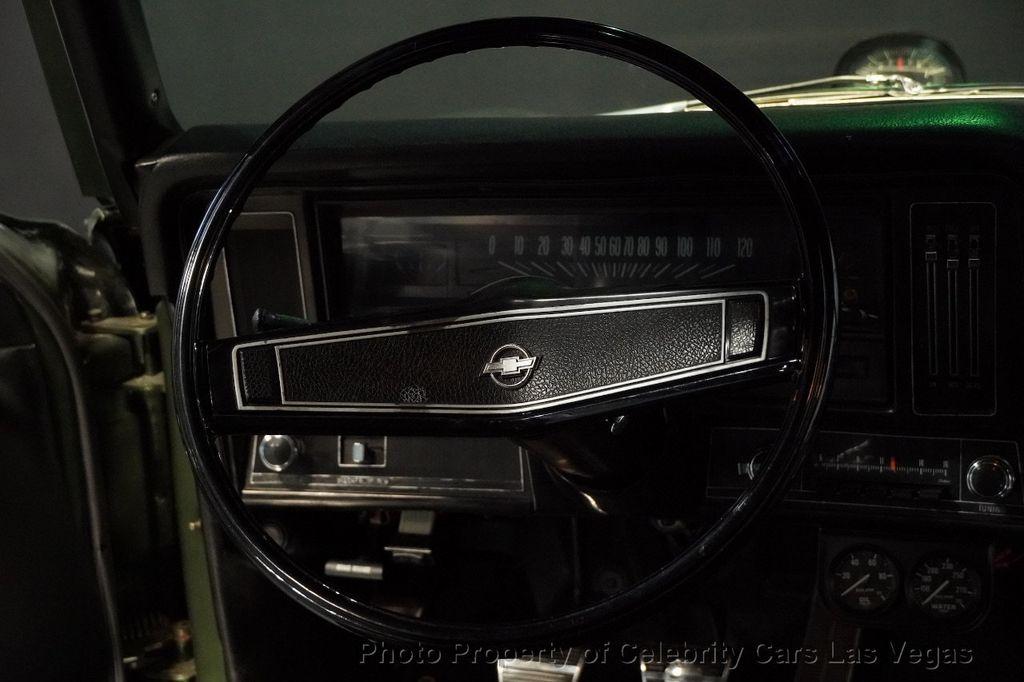 1970 Chevrolet Nova Yenko Deuce COPO LT1 350 -Real Yenko Deuce  - 15436270 - 66