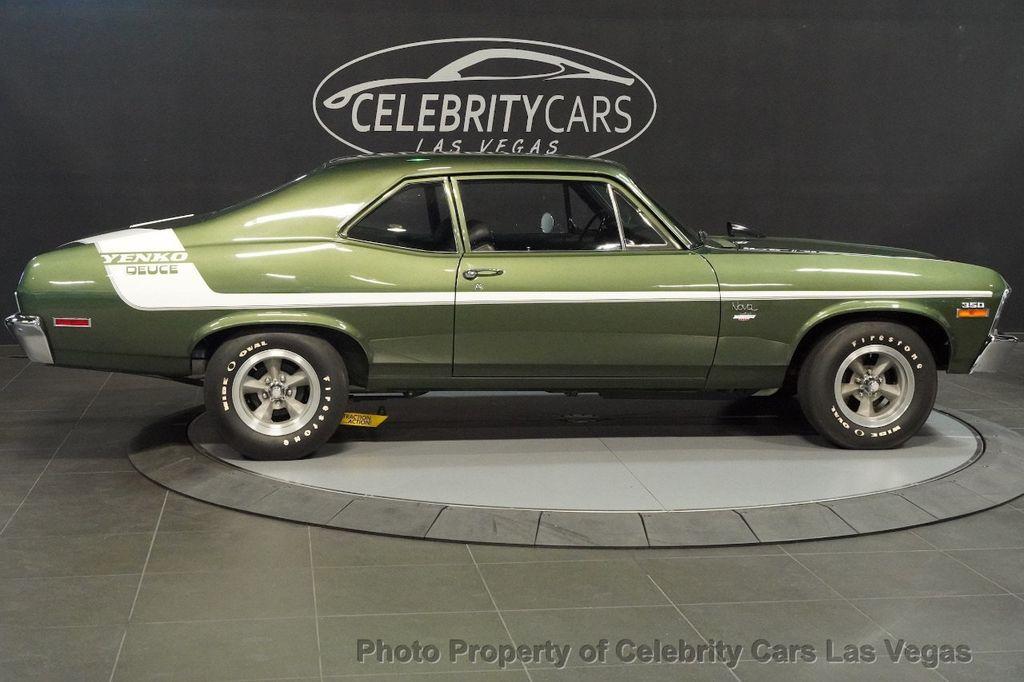 1970 Chevrolet Nova Yenko Deuce COPO LT1 350 -Real Yenko Deuce  - 15436270 - 6