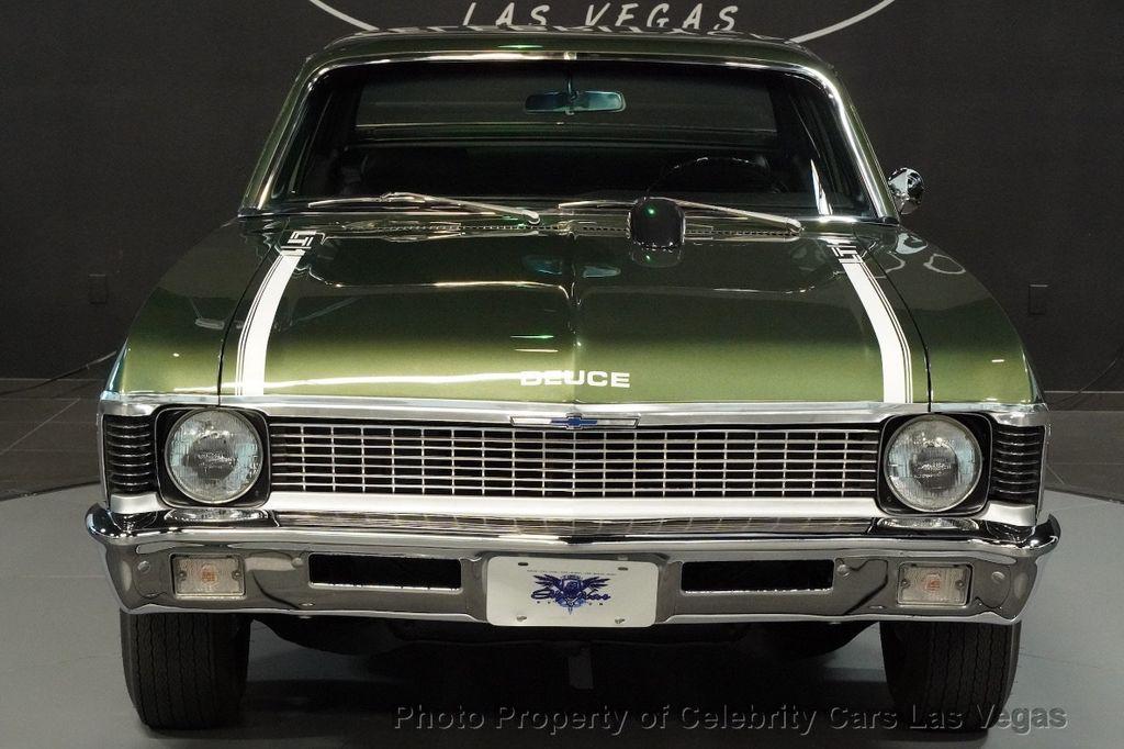 1970 Used Chevrolet Nova Yenko Deuce COPO LT1 350 -Real Yenko Deuce ...