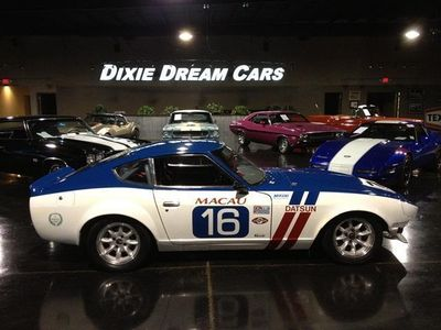 1970 Datsun 240 Z SOLD - Click to see full-size photo viewer