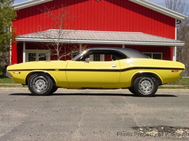 1970 Dodge Challenger R T Coupe For Sale Riverhead Ny 119 500