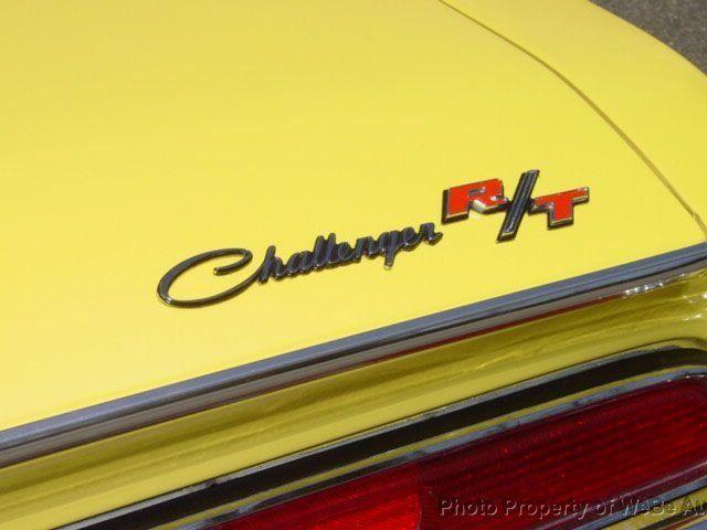 1970 Dodge Challenger R/T - 9759492 - 20