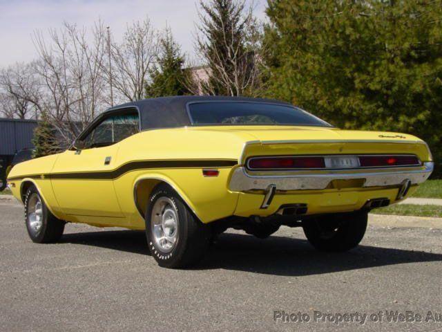 1970 Dodge Challenger R/T - 9759492 - 3