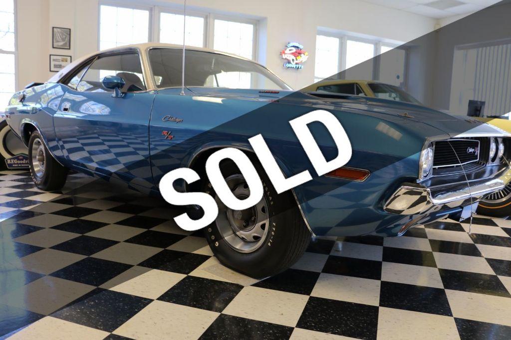 1970 Dodge Challenger R/T S/E - 9759415 - 0