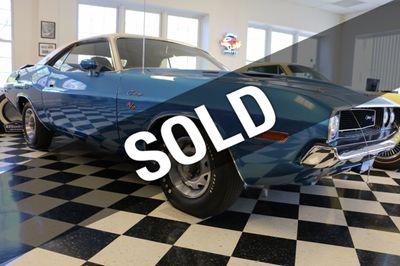 1970 Dodge Challenger R/T S/E Coupe