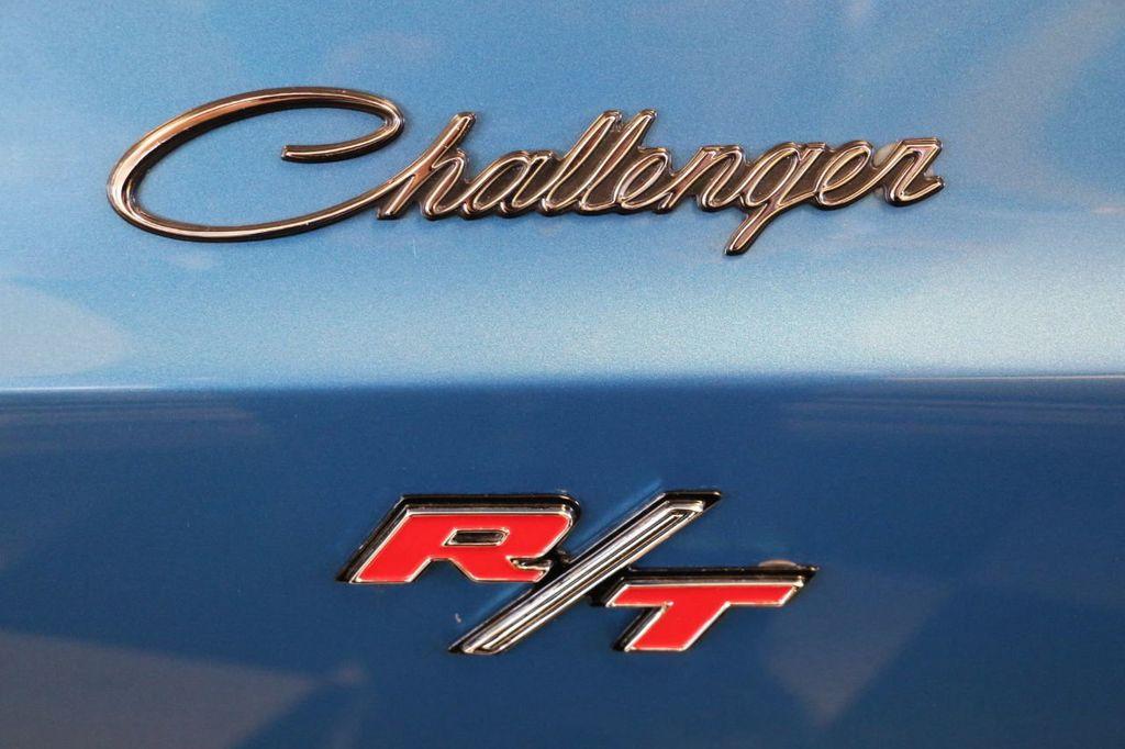 1970 Dodge Challenger R/T S/E - 9759415 - 30