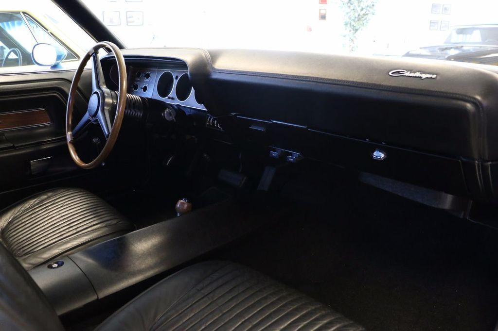 1970 Dodge Challenger R/T S/E - 9759415 - 34