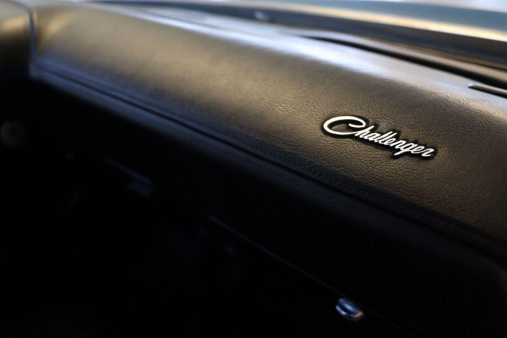1970 Dodge Challenger R/T S/E - 9759415 - 57
