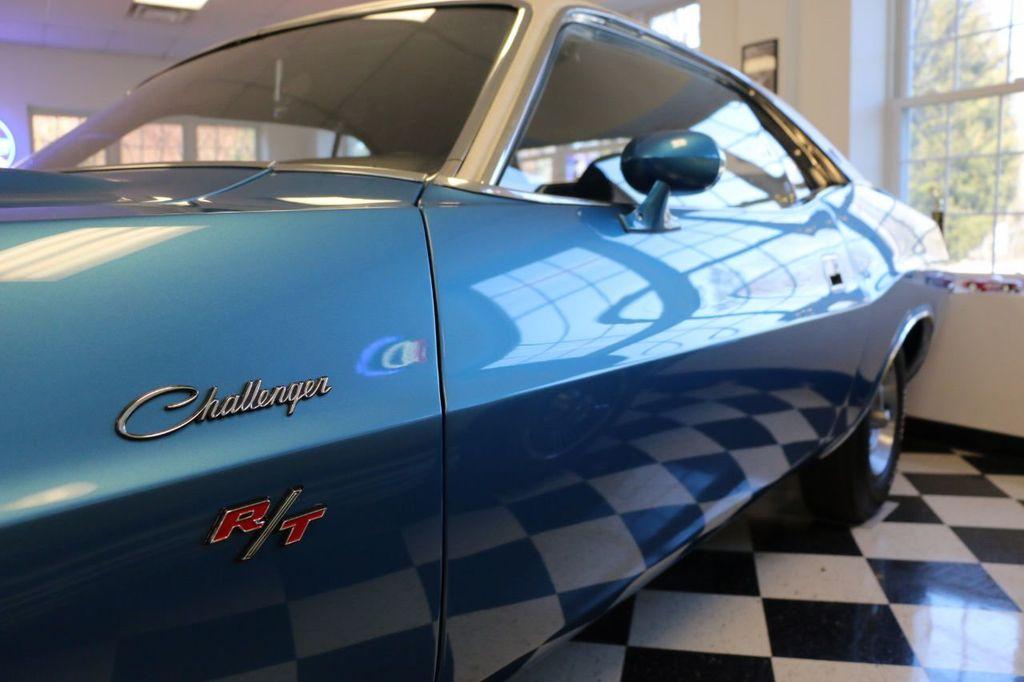 1970 Dodge Challenger R/T S/E - 9759415 - 8