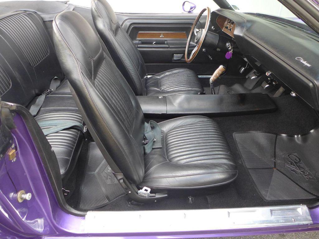 1970 Dodge Challenger R/T  - 18908445 - 14